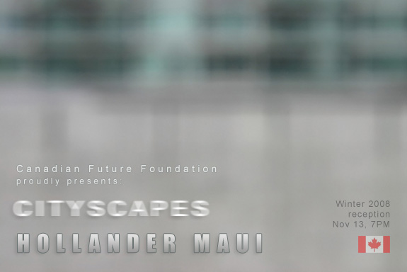 Cityscapes - Hollander Maui Photography