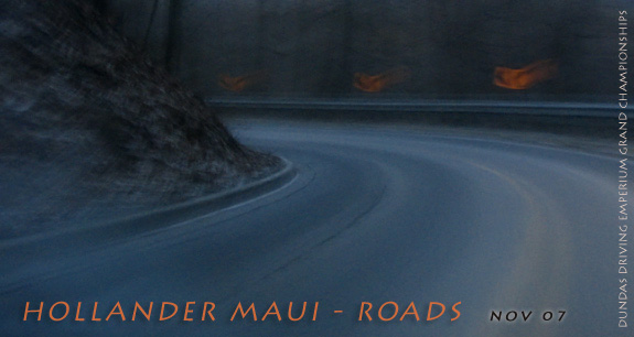 Roads - Hollander Maui Photography