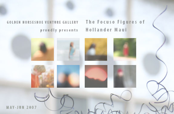 Focuso Figures - Hollander Maui Photography Show
