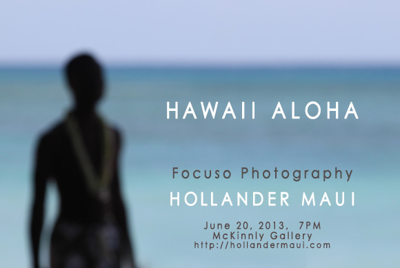 Hawaii Aloha - Hollander Maui Photography