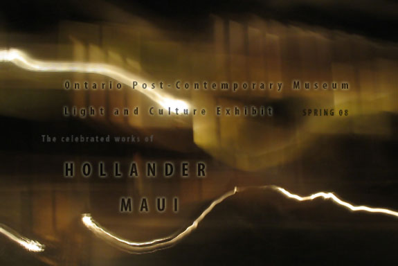 Light and Culture - Post-contemporary - Hollander Maui Photography